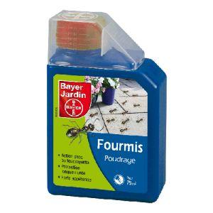 Fourmis poudrage bayer jardin jean paul le jardinier for Bayer jardin produits insecticides