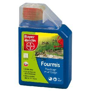 Fourmis poudrage et arrosage bayer jardin jean paul le for Bayer jardin produits insecticides