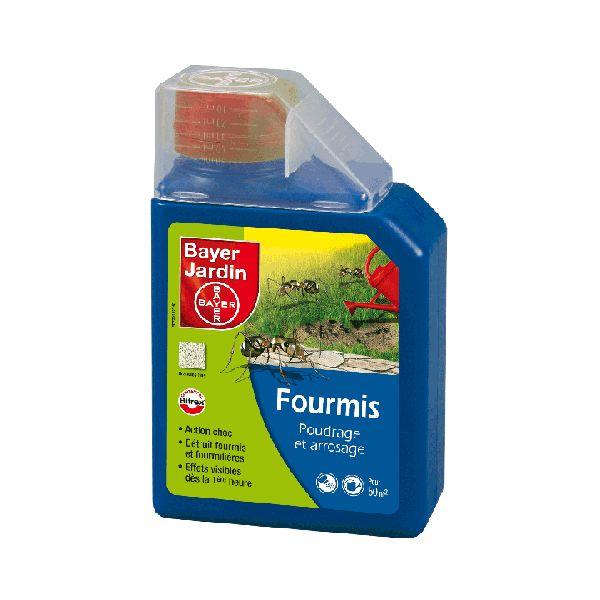 Fourmis poudrage et arrosage bayer jardin jean paul le for Bayer jardin decis j
