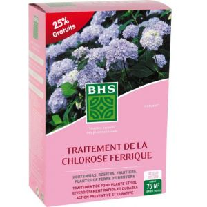Traitement de la chlorose ferrique - Ferplant® BHS