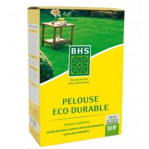 Pelouse éco-durable BHS