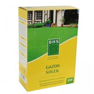 Gazon Soleil BHS