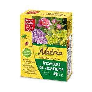 Insectes et Acariens Natria Bayer Jardin