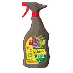 Insectes et Acariens Prêt à l'emploi Natria Bayer Jardin